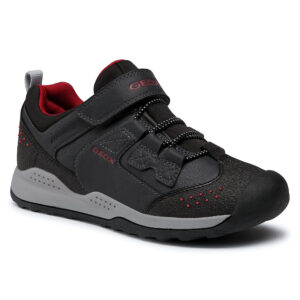 Sneakers GEOX – J Teram B. B Abx C J04AEC 0ME15 C4244 D Navy/Dk Red